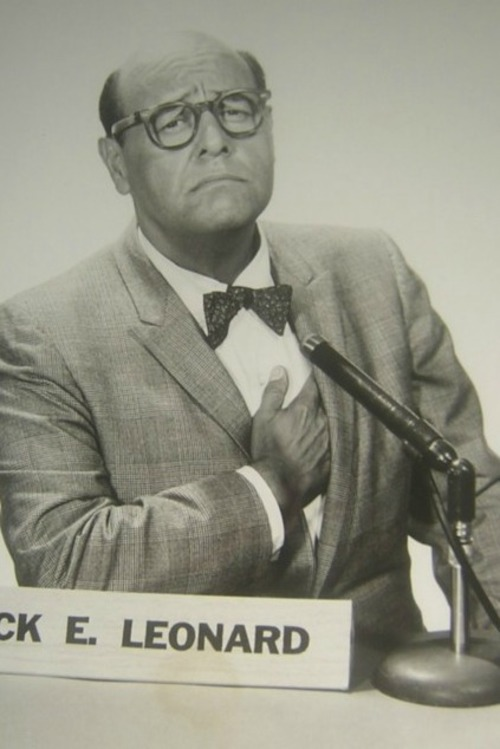 Jack E. Leonard